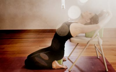 Ease Low Back Pain: Tias Little in Yoga Journal